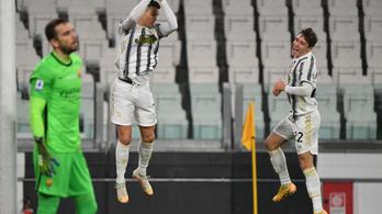 Ronaldo zseniálisan pimasz góllal ünnepelte születésnapját – videó