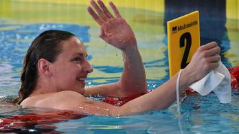 Hosszú két, Milák egy aranyat nyert szombaton Nizzában