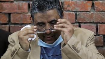 Szabadon engedtek egy négy évig előzetes letartóztatásban lévő újságírót
