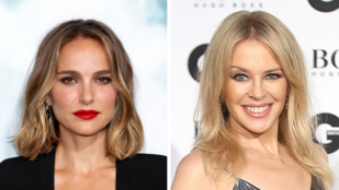 Natalie Portman terhességét, Kylie Minogue eljegyzését cáfolta