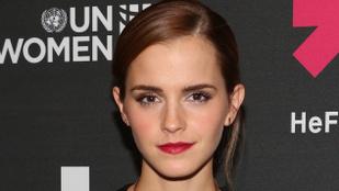 Emma Watsonról is elkezdték pletykálni, hogy eljegyezték