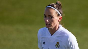 Két és fél perc alatt vágott mesterhármast a Real Madrid női klasszisa