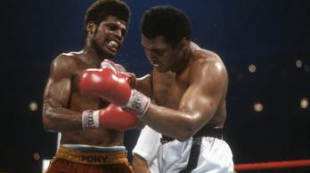 Meghalt Muhammad Ali legyőzője