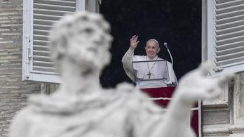 Ferenc pápa: Kötelességünk gondoskodni a gyermekekről