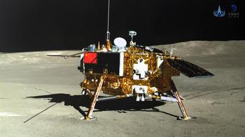 Folytatja munkáját a Hold távoli oldalán a kínai holdjáró