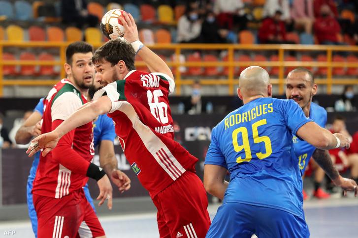 Lékai remek játékára is szükség volt a válogatottnak az egyiptomi világbajnokságon elért bravúros, ötödik helyezéshez