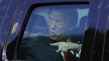 Bűnügyi nyomozást javasolnak Trump ellen