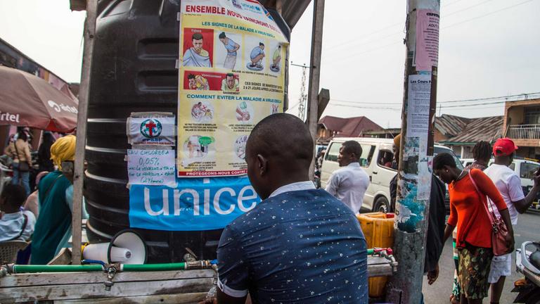 Újabb ebolás megbetegedést észleltek Kongóban