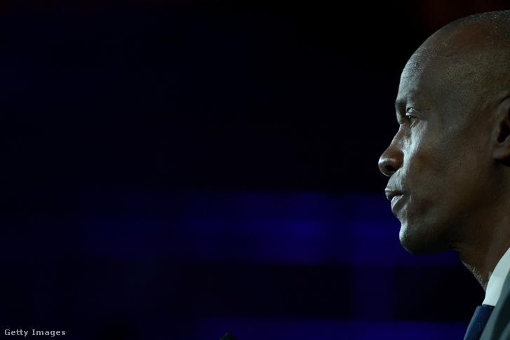 Jovenel Moise, Haiti államelnöke