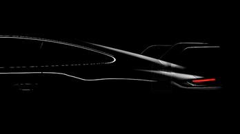 Jövő héten érkezik az új Porsche 911 GT3