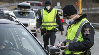 Utazási figyelmeztetést adtak ki Tirolra a vírusmutációk miatt