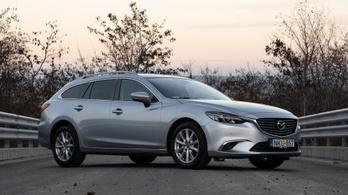 Video: Mazda 6 Sportkombi CD150 (2015)