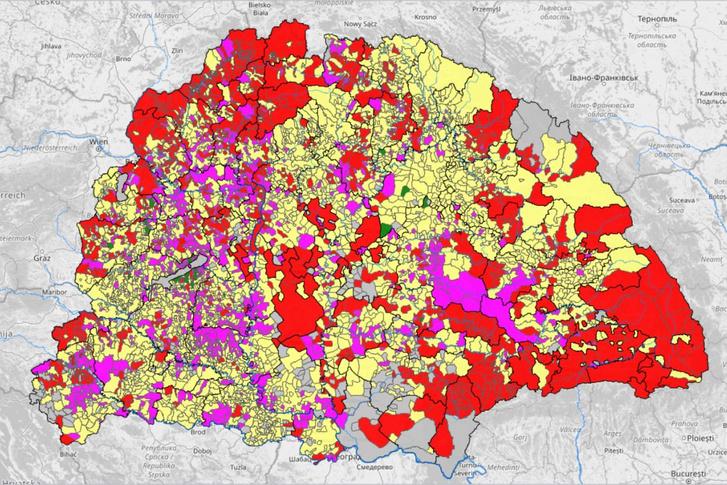 Engel Pál: Magyarország a középkor végén. Digitális térkép és adatbázis a középkori Magyar Királyság településeiről.