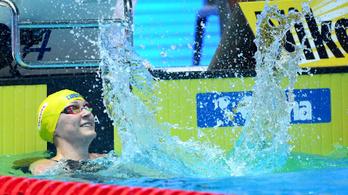 Lehet, nem indulhat az olimpián Hosszú Katinka riválisa
