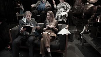 A Színészbüfé/Büfészínész 2. bevételének felét felajánlja az Örkény Színház
