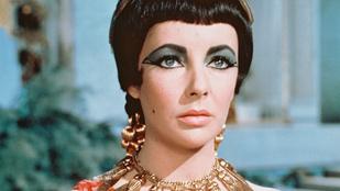 Kleopátra mindenkit megbabonázó szépsége csak legenda?