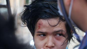 Ismét tüntetnek több mianmari városban a katonai hatalomátvétel ellen