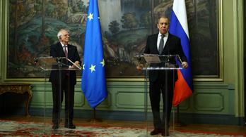 Cikinek találták moszkvai útját, le akarják mondatni az EU-s főképviselőt