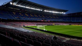 Oltóközpont lehet az FC Barcelona stadionja