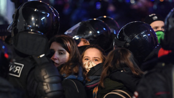Lesznek Navalnij-párti tüntetések, csak kicsit másképpen