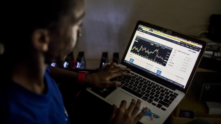 Új célpontra leltek a bitcoinbányászok