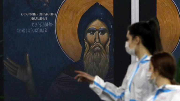 Szerbiában emelkedett az új fertőzöttek száma