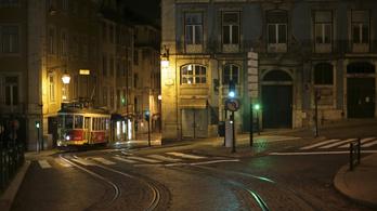 Portugáliában karantén lesz március idusáig