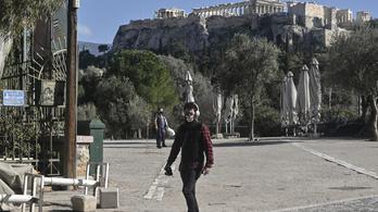 Athén környékét teljesen lezárják