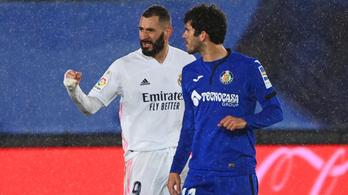 A Real Madrid ismét legyőzte kedvenc ellenfelét