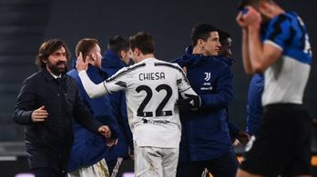 Az Inter továbbra is impotens Torinóban – döntős a Juve