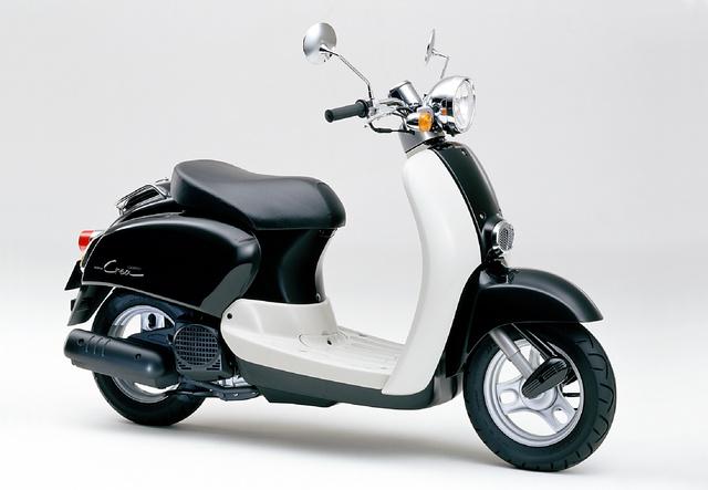 C D Dd E Fa De B C Wm on Japanese 50cc Scooter