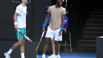 Djokovicstól szettet loptak, a US Open-győztes gálázott