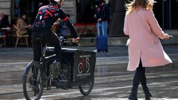 Több ezer euróval támogatják a bécsi cégek az e-teherkerékpár vásárlását