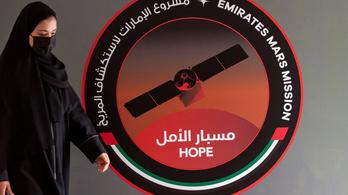 Pályára állt a Mars körül az emirségek szondája