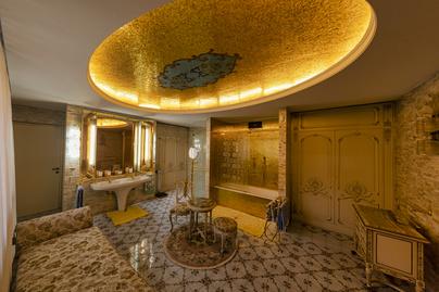 fürdő ceausescu