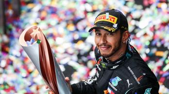 Hamilton több mint kétszer annyit kap, mint a második legjobban kereső versenyző