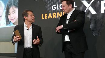Százmillió dolláros versenyt hirdetett a légköri szén-dioxid kivonására Elon Musk