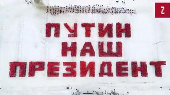 Lóvá tették a diákokat, propagandafilmben kellett éltetniük Putyint