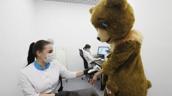 Oroszországban meghaladta a négymilliót a kimutatott fertőzések száma