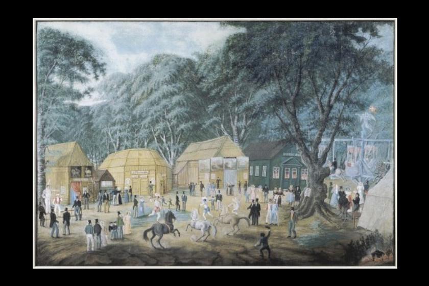 A következő évszázadok során egy időre lezárták a területet, hogy az uralkodói családok zavartalanul vadászhassanak. A fordulatot az hozta el, amikor 1669-ben III. Frigyes király állatkertet létesített a forrás területén.