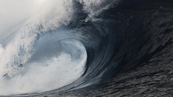 Földrengést észleltek az óceán mélyén