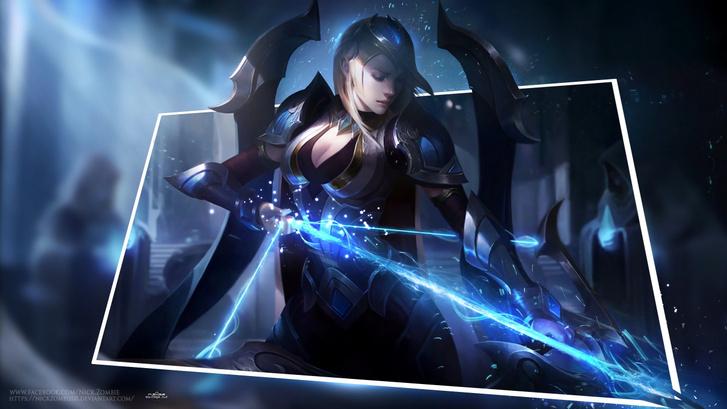 League of Legends (Forrás: Riot Games)