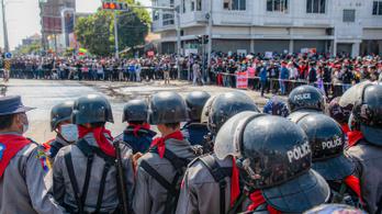Joe Biden nem hagyja annyiban a mianmari puccsot