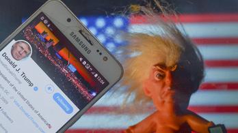 A Twitter véglegesen letiltotta Trumpot