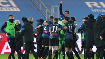 Az Atalanta lesz a Juventus ellenfele az Olasz Kupa döntőjében
