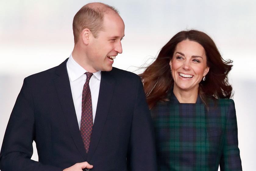 Katalin és Vilmos a 4. gyereket tervezi: a királynő így reagált rá