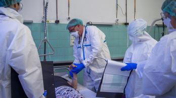 Messze még a járvány vége, drámaian nőtt az új fertőzöttek száma