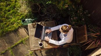 Az irodai alkalmazottak még a nyáron is távmunkára számítanak