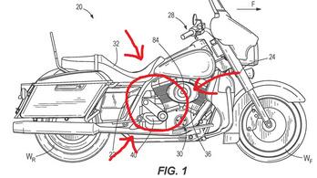Kompresszorral fújná meg a V2-eseit a Harley-Davidson