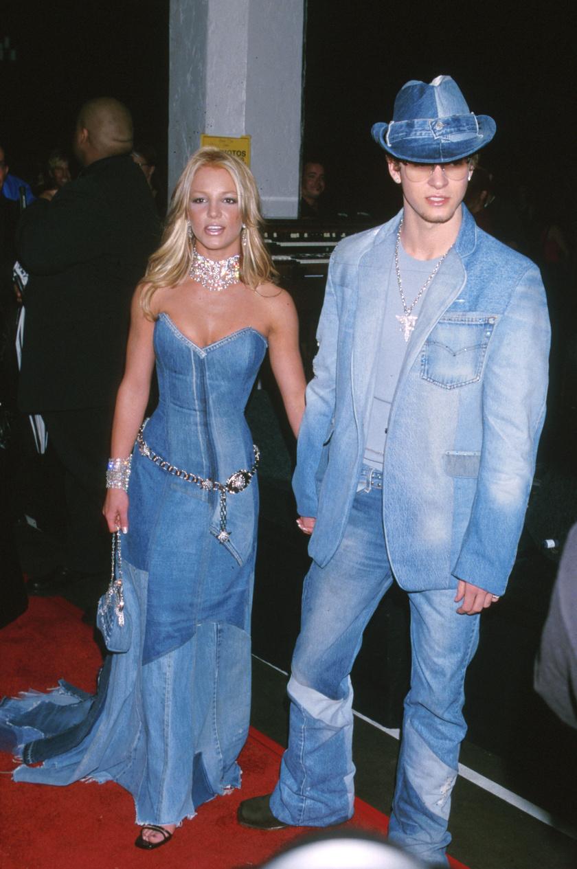 Britney és Justin 1999-től 2002-ig randiztak.